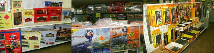 Model Trains, Train Tracks, Model Train Sets